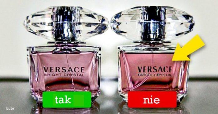 podróbki perfum
