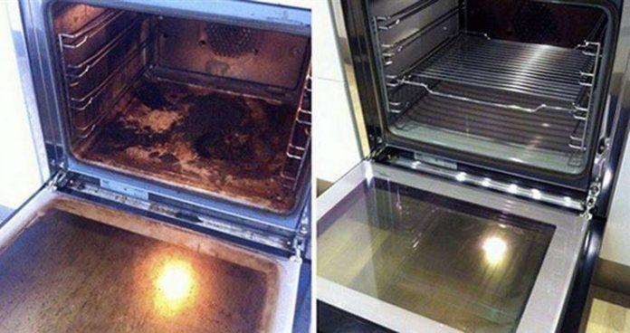 Jak domowymi sposobami czyścić piekarnik?