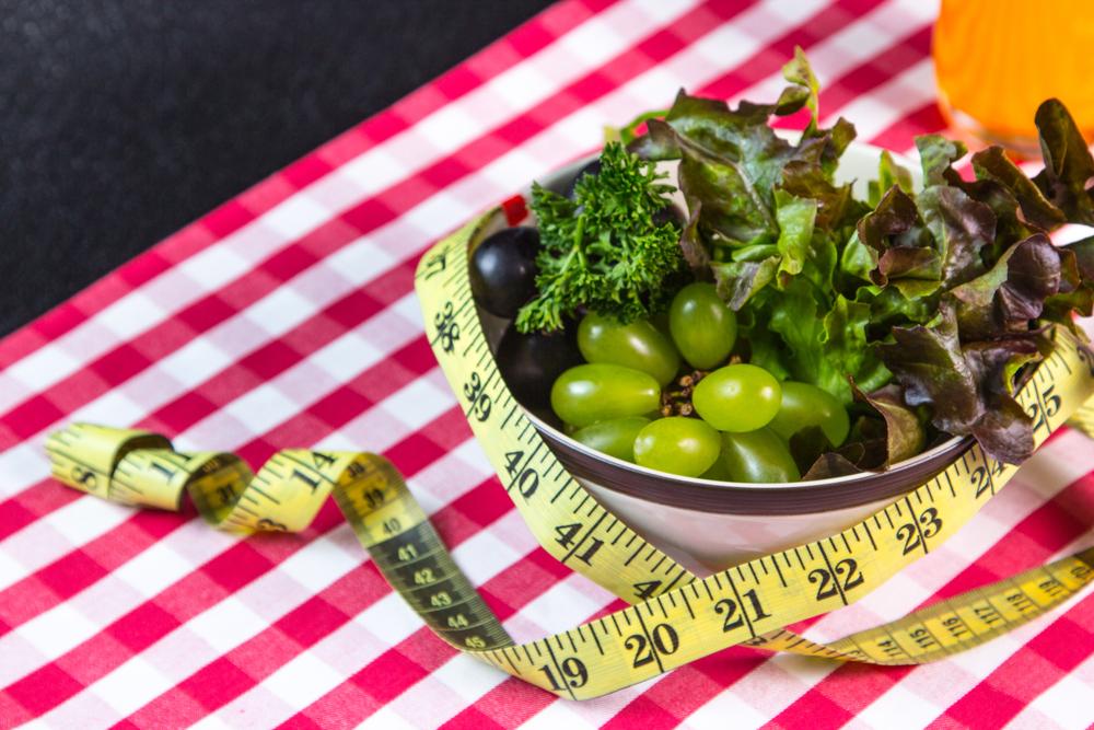 Ile tygodniowo można schudnąć na diecie 1000 kcal