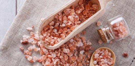 Jakie właściwości ma sól himalajska?