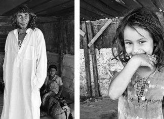 Ivan Wdowin pomógł beduińskiemu ojcu