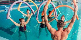 Co można ćwiczyć na basenie?